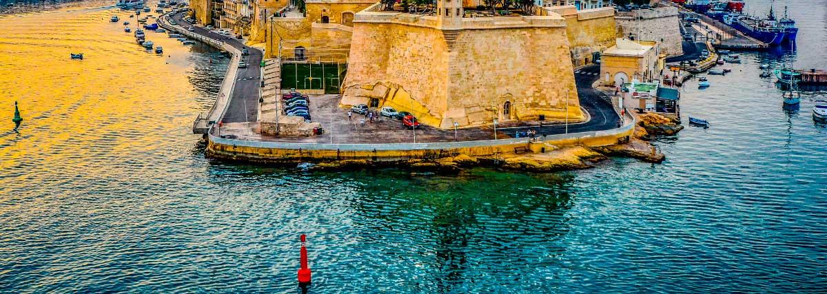 Tag din guideuddannelse på solrige Malta