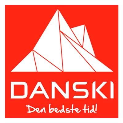 Bliv skiguide ved Danski